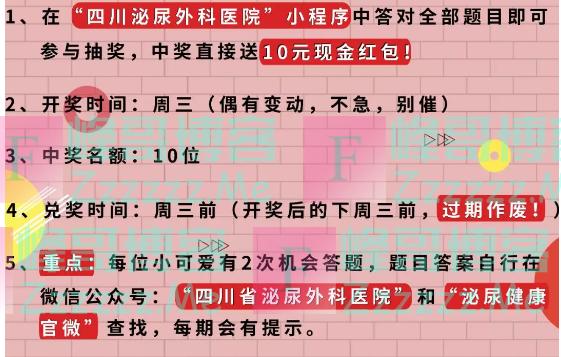 四川省泌尿外科医院(截止1月2日)