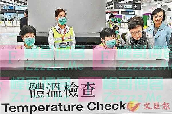 香港出现到访武汉后感染肺炎个案,港府启动严重应变级别