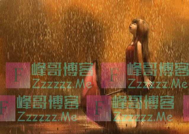 女画家画一个雨中女郎,卖出3次都被退回,后被列禁画不再出售