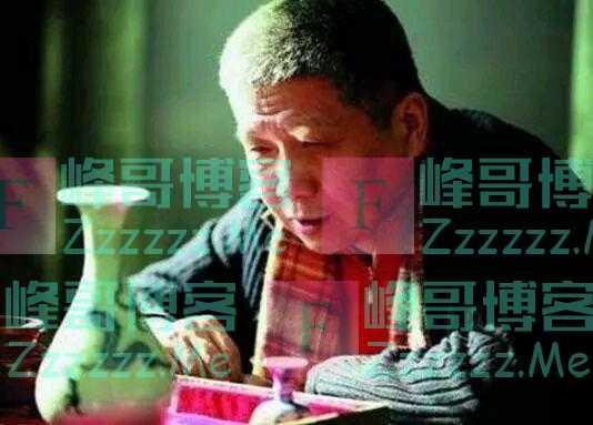 马未都:我亲眼看见汝窑残片,整袋往北京运,一片一毛还没人买