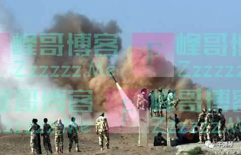 真打起来了,伊朗向美军发射数十枚导弹!