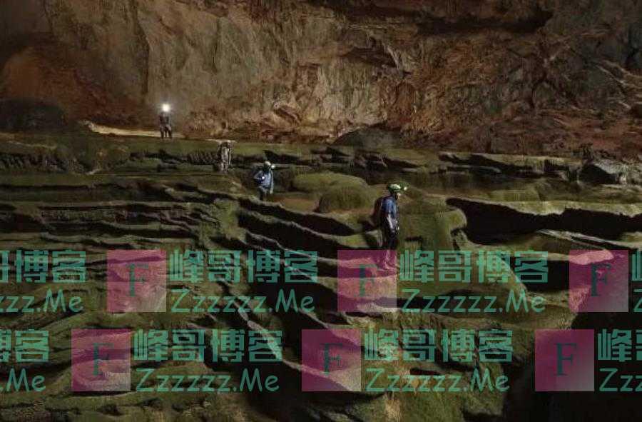 越南发现世界最大洞穴,内部有河流和森林,可容纳全球74亿人