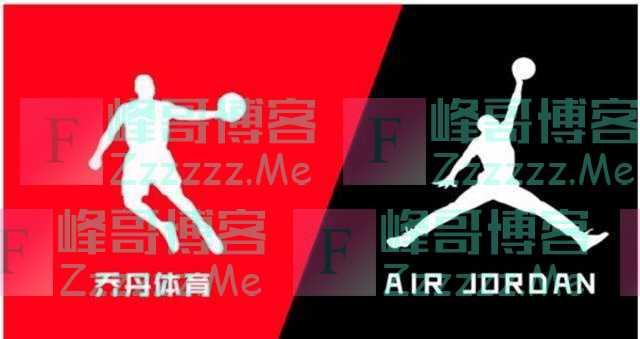 中国乔丹体育胜诉:图标中拿的是乒乓球拍而不是篮球