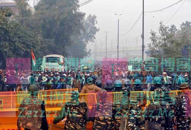 全国性乱局几乎难以控制,印度终于尝到了苦果,美英也露出真面目