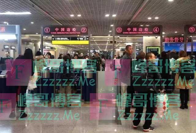 中国不是收容所!外籍华人掀起回国潮,海关挡都挡不住
