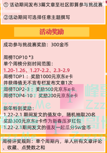 什么值得买新年创作挑战赛,新年红包抽锦鲤(截止2月9日)