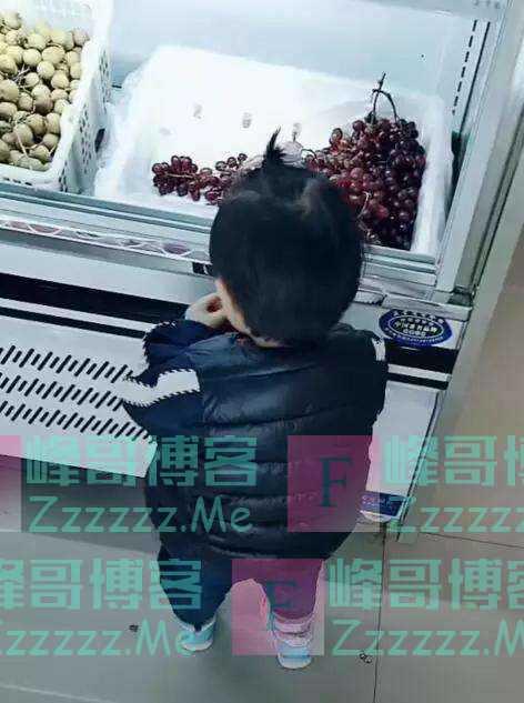 4岁女儿想吃车厘子,宝妈想买一颗给娃解馋,超市员工却冷嘲热讽