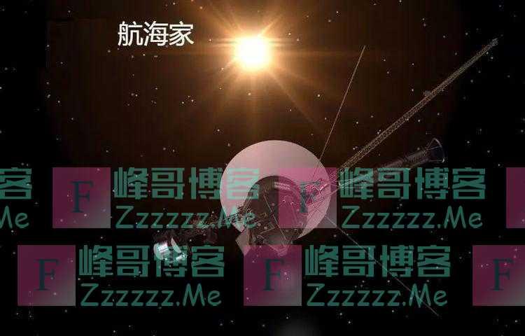 旅行者二号来到182.7亿公里外!传回数据让人失望,有害射线大增