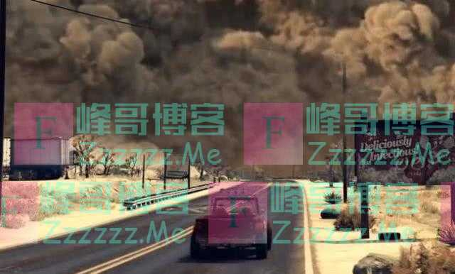 世界首个将《GTA5》中的NPC全部杀完的玩家,整个世界安静了!