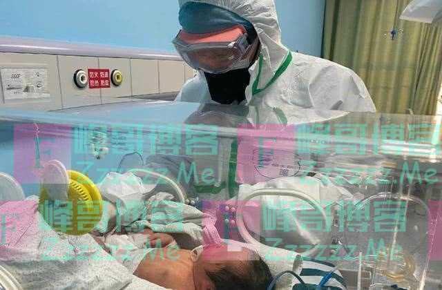出生仅30小时即被确诊,看到宝宝躺在隔离仓,网友哽咽:快好起来