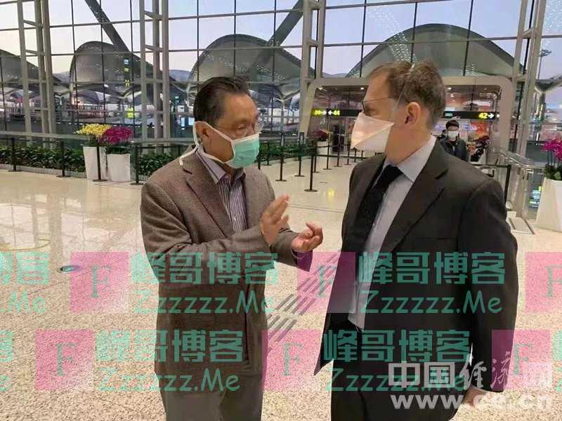"""""""病毒猎手""""利普金在中国的7天"""