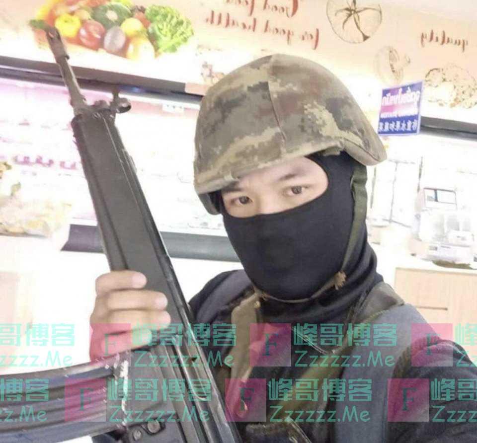 太疯狂!泰国神枪手上街肆意屠杀,和特种兵对射不落下风!