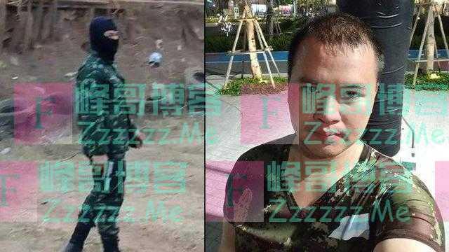 泰国老兵端2挺机枪,弹无虚发,打死上校全家:激战特种部队6小时