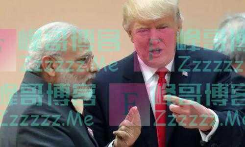 美国总统特朗普将首次访问印度,印度有一天能超过中国吗?