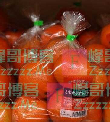 去了东京的水果超市,网友感叹:还是中国好