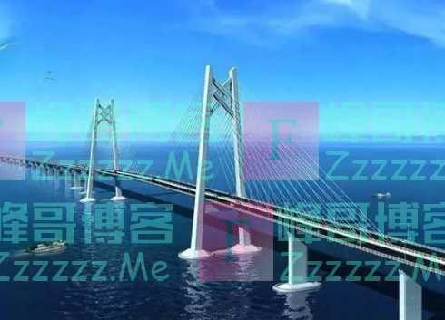 """美国人至今不明白:中国耗费上千亿,打造一座""""无法通车""""的桥?"""