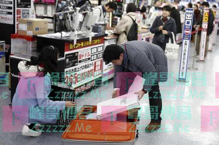 日本3块钱从中国进口,抬高价格后又卖回给中国人,还曾遭哄抢?