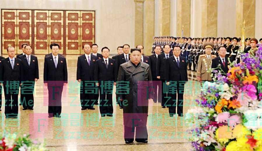 朝鲜疫情受关注 金正恩春节后首度露面