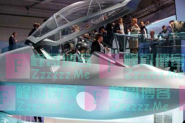 世界唯一六代机:2035年将正式装备,速度可达5马赫以上