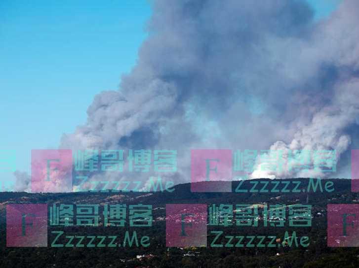 终于迎来转机!澳洲肆虐数月的大火有望扑灭,澳洲:感谢中国