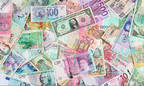 """全球最""""昂贵""""的8大货币,美元排在末尾,人民币""""价值""""多少?"""