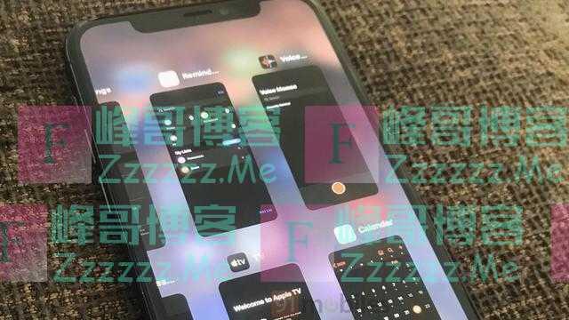 """iOS14多任务界面出炉,网友:""""万物基于MIUI"""""""