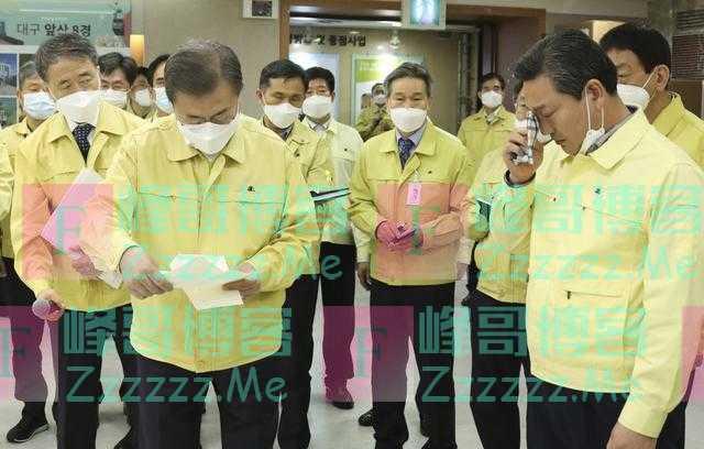 韩国疫情面临失控危险,中国愿意伸出援手;但韩国民众却让人心寒
