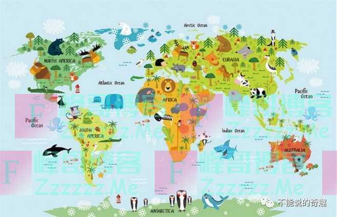 为什么数十年来,地图绘制师在精准的地图上,故意隐藏图案文字?