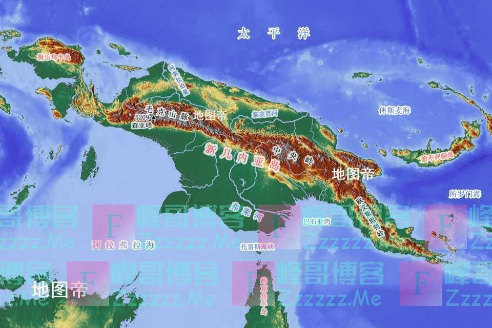 世界第二大岛,如何在德国英国澳大利亚日本之间易手?