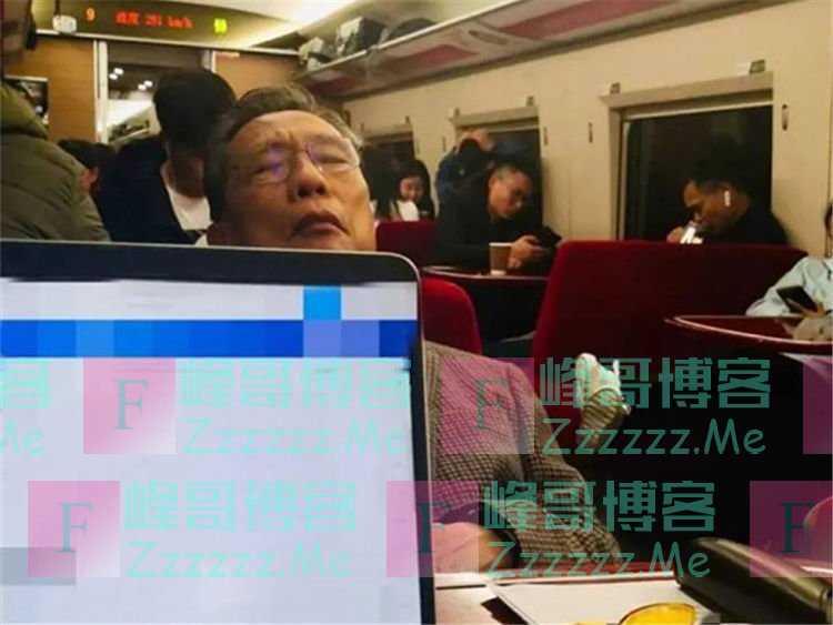 83岁的钟南山开什么车?看到他的座驾,网友:哪有什么岁月静好!