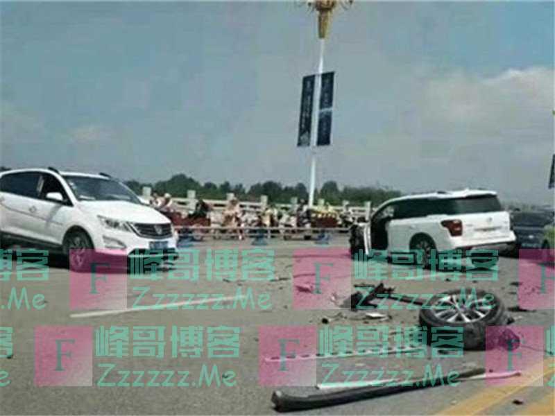 传祺GS8遭宝骏560撞击,车轮当场飞出50米,车企:颜面扫地!