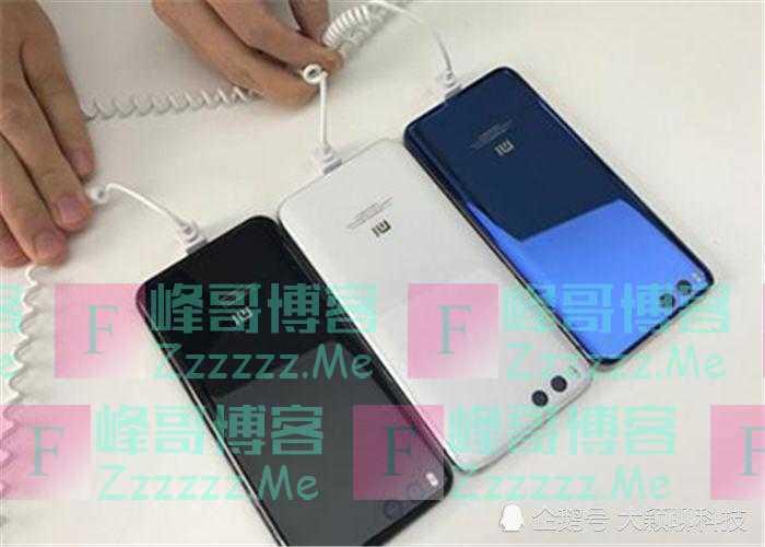 """小米将推出""""49元换电池""""活动,却激怒了多数小米6用户!"""