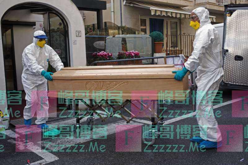疫情继续蔓延 意大利单日死亡250人 加护病房主管:这是一场海啸