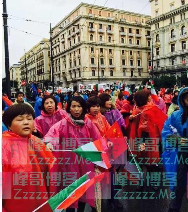 已经到了最危急时刻, 在意大利的30万中国人怎么办呢? 只有四个字