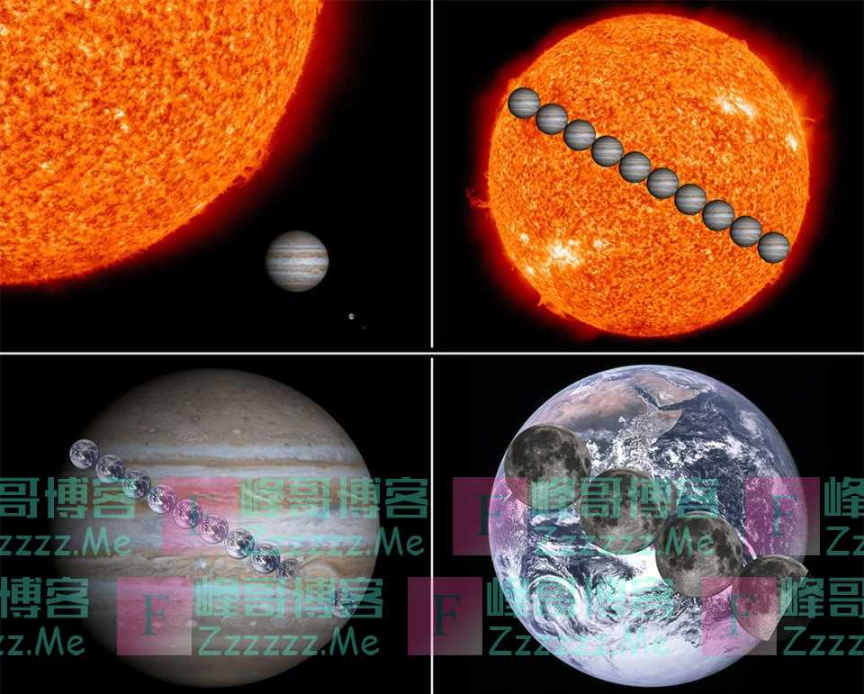 盾牌座UY能装下6400万亿个地球,如果地球也这么大会怎样?