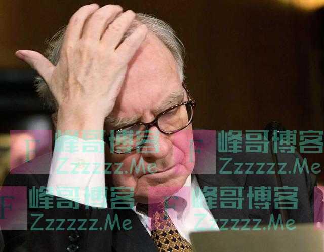美股狂跌不见底,巴菲特抄底失败损失800亿,国际热钱转中国扫货