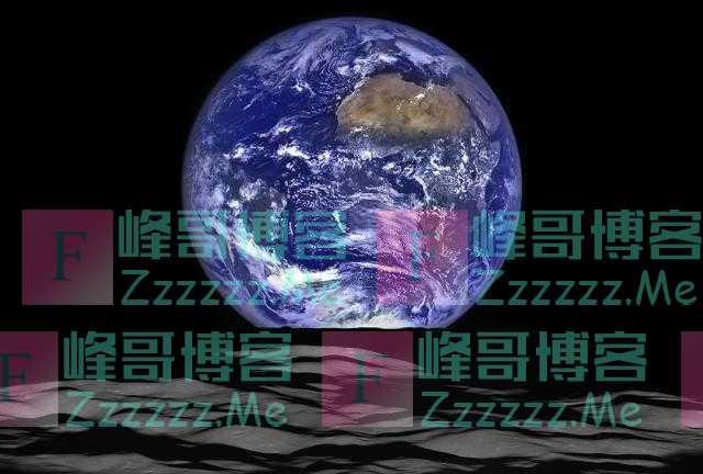 你以为地球还是蔚蓝的吗?来看看现在的地球长什么样