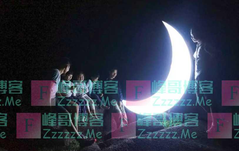 """中国首颗""""人造月亮""""准备升空,一年省12亿电费,外媒:太超前了"""