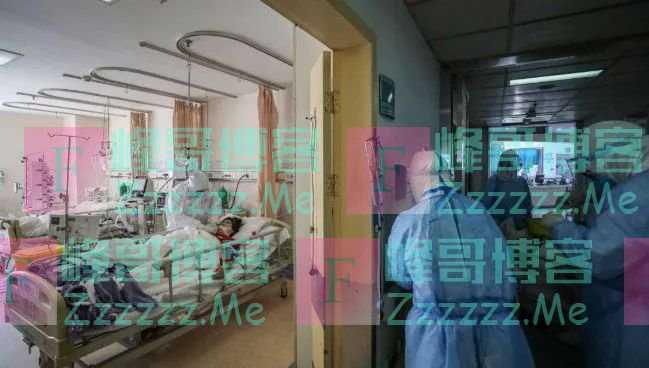 太可怕!新冠病毒病患去世时情景惨烈!