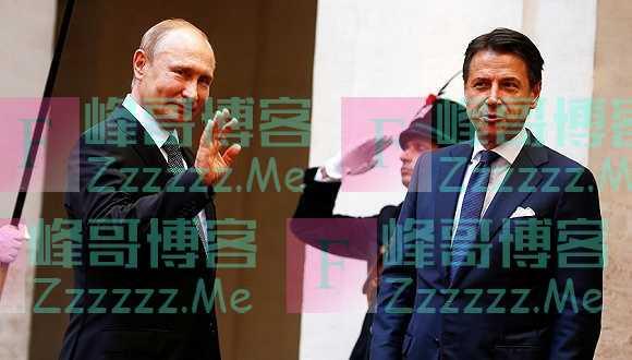 意大利疫情危急,为啥美国不救,俄罗斯大力援救?普京有大计划