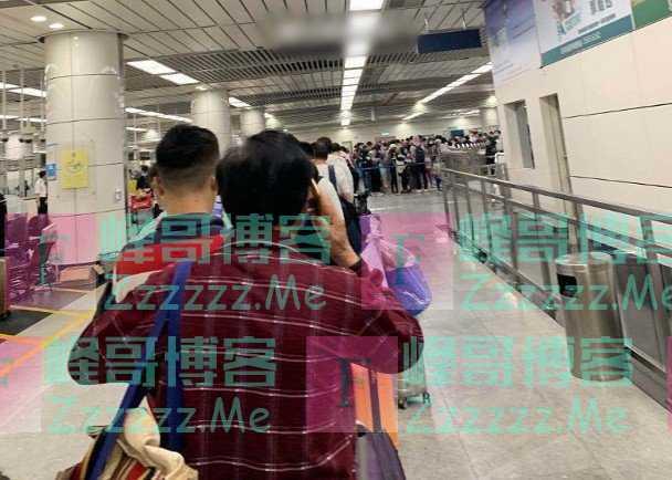 广东今日清晨6时新制实施,大批港澳群众冲关
