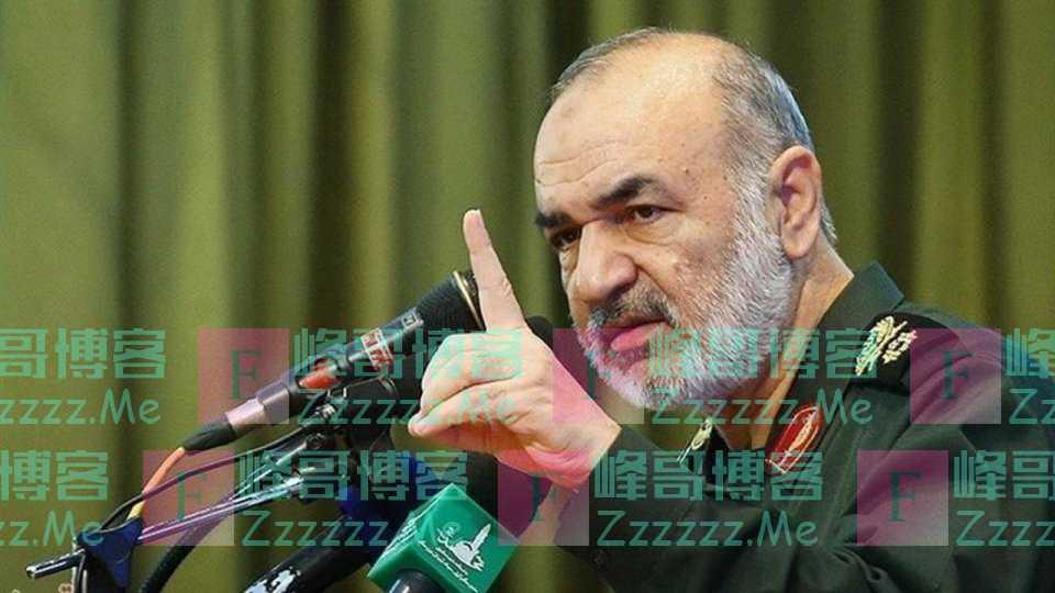 伊朗总司令公开羞辱美国:看你那么可怜,需不需要援助?