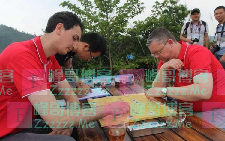 在美国开始流行的中国象棋,上面还是中文吗?真相你可能不信!