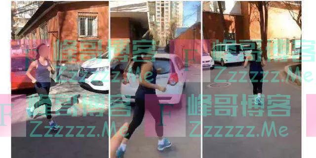 被赶出中国,跑步女如今哭着求放过,称已被房贷压得喘不过气