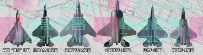 各国五代机都山寨F22,歼20为何无人模仿?只因这项技术太超前