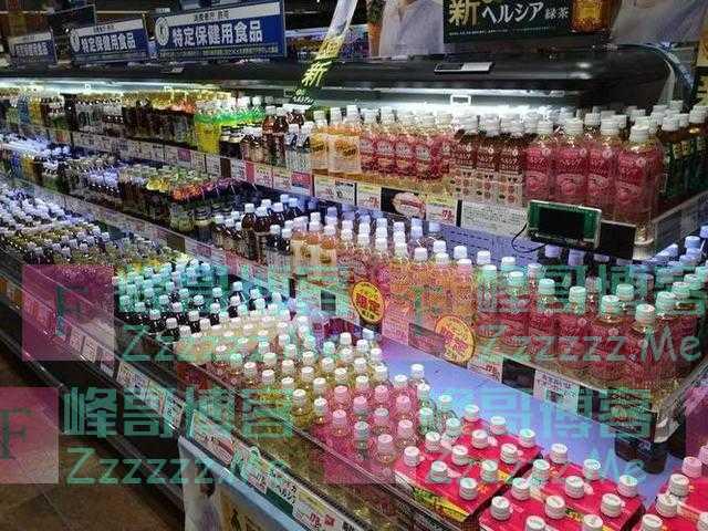 小知识—在日本果汁达到100%,才能在包装上面附被切开的水果图片