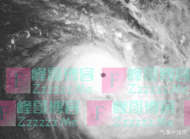 最大风速135Kt, 超17级风暴哈罗德再增强,或登陆2次,大暴雨升级