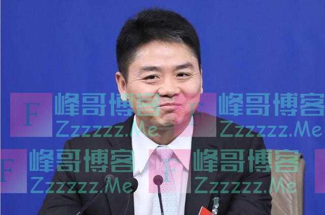 太突然!刘强东最终还是选择了告别,一切来得如此之快!