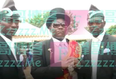 黑人抬棺:加纳死者最后的狂欢,请你们尊重这种文化