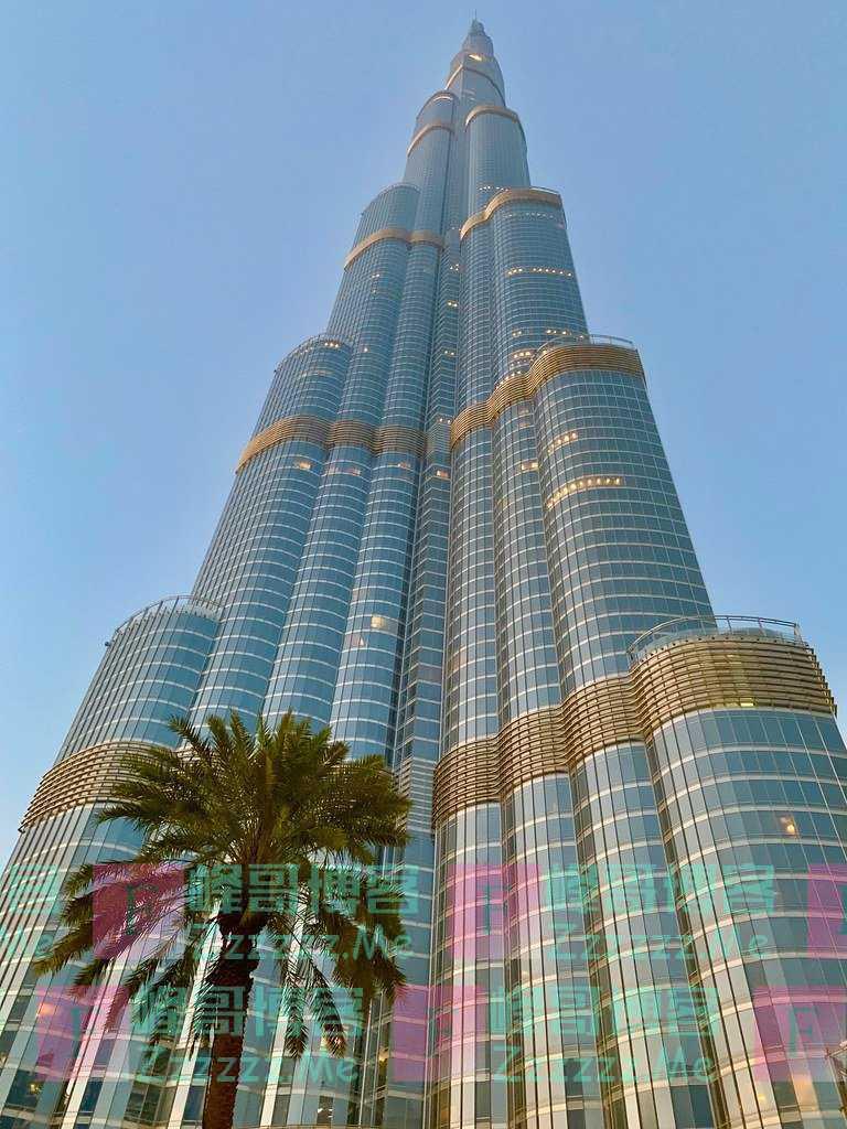 """全球最""""水""""高楼:拿塔尖凑了242.6米,828米高成本却仅105亿"""